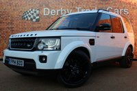 2014 LAND ROVER DISCOVERY 3.0 SDV6 HSE LUXURY 5d 255 BHP £23990.00