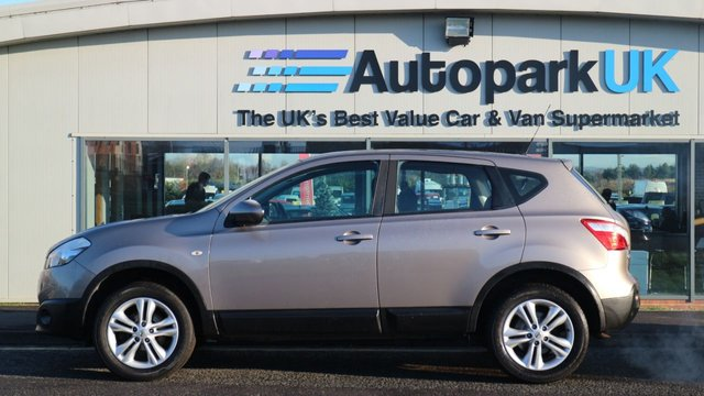 USED 2010 10 NISSAN QASHQAI 1.5 ACENTA DCI 5d 105 BHP LOW DEPOSIT OR NO DEPOSIT FINANCE AVAILABLE