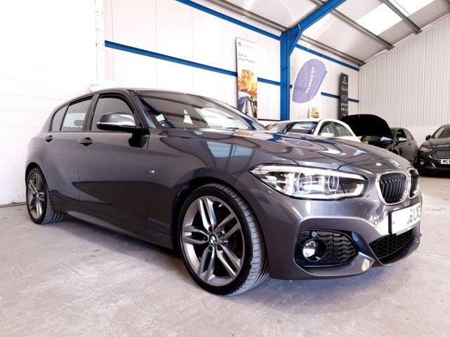 USED 2016 66 BMW 1 SERIES 2.0 120D M SPORT 5d 188 BHP