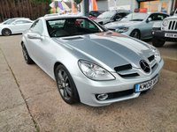USED 2008 08 MERCEDES-BENZ SLK 3.5 SLK350 2d 305 BHP