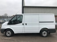 USED 2011 61 FORD TRANSIT T260 85PS SWB LOW ROOF **NO VAT**