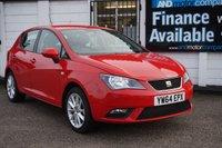 2015 SEAT IBIZA 1.4 TOCA 5d 85 BHP £5490.00