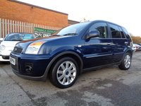 USED 2010 60 FORD FUSION 1.6 TITANIUM 5d 100 BHP AUTOMATIC / RECENT CAMBELT CHANGE