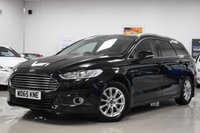 USED 2015 65 FORD MONDEO 2.0 ZETEC ECONETIC TDCI 5d 148 BHP FANTASTIC VALUE, FSH + 8 STAMPS! MUST BE SEEN!