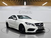 USED 2013 63 MERCEDES-BENZ E CLASS 2.1 E250 CDI AMG SPORT 2d 204 BHP NO ULEZ CHARGE ON THIS VEHICLE