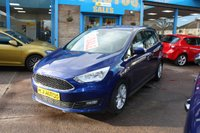 USED 2016 16 FORD GRAND C-MAX 1.0 ZETEC 5dr 7 SEATER NEED FINANCE??? APPLY WITH US!!!