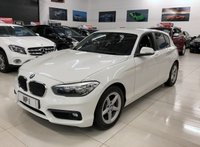 USED 2016 66 BMW 1 SERIES 1.5 116D ED PLUS 5d 114 BHP