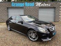 2014 MERCEDES-BENZ E CLASS 3.0 E350 BLUETEC AMG SPORT 4d 249 BHP £14650.00