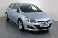 USED 2014 14 VAUXHALL ASTRA 1.6 SRI 5d 113 BHP ONE OWNER with 5 Stamp SERVICE HISTORY