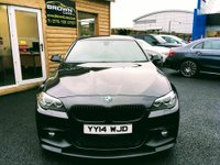 USED 2014 14 BMW 5 SERIES 2.0 520D M SPORT 4d 181 BHP **** Finance Available****