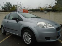 USED 2008 08 FIAT GRANDE PUNTO 1.2 ACTIVE 8V 3d 65 BHP GUARANTEED TO BEAT ANY 'WE BUY ANY CAR' VALUATION ON YOUR PART EXCHANGE