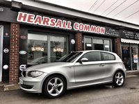 USED 2009 59 BMW 1 SERIES 2.0 116I SPORT 3d 121 BHP