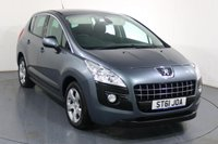 USED 2011 61 PEUGEOT 3008 1.6 SPORT HDI 5d 112 BHP Demo and ONE OWNER with 4 Stamp MAIN DEALER SERVICE HISTORY