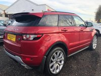 USED 2012 62 LAND ROVER RANGE ROVER EVOQUE 2.2 SD4 Dynamic AWD 5dr MEGA SPEC+2 OWNERS+HISTORY!!!!