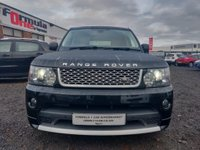 USED 2012 12 LAND ROVER RANGE ROVER SPORT 3.0 SD V6 Autobiography Sport 4X4 5dr
