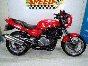 1998 KAWASAKI ER 500-A1 ER 500-A1 £795.00