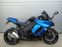 USED 2015 65 KAWASAKI Z1000SX ZX 1000 MGF ABS KTRC/TRACTION.. Z1000SX ABS