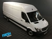USED 2017 17 MERCEDES-BENZ SPRINTER 2.1 314CDI * 0% Deposit Finance Available
