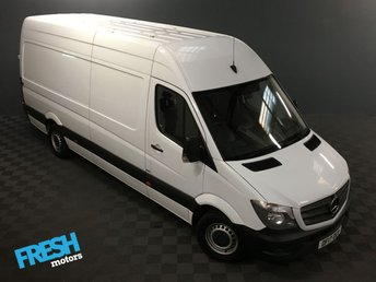 2017 MERCEDES-BENZ SPRINTER 2.1 314CDI £15000.00