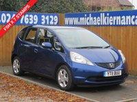 2011 HONDA JAZZ 1.3 I-VTEC ES 5d 98 BHP £4395.00