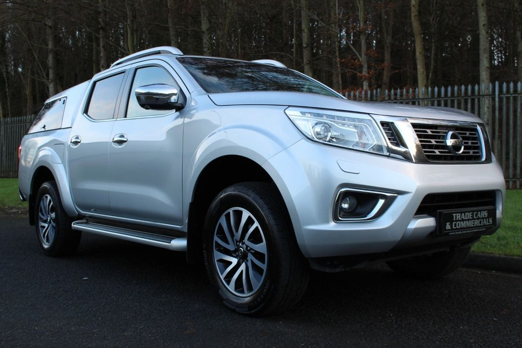 USED 2016 66 NISSAN NAVARA 2.3 DCI TEKNA 4X4 SHR DCB 190 BHP A STUNNING PICKUP WITH LOW OWNERS, FULL HISTORY AND A HUGE SPECIFICATION!!!