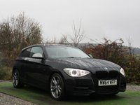 USED 2015 64 BMW 1 SERIES 3.0 M135I 3d 316 BHP