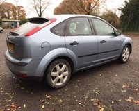 USED 2005 55 FORD FOCUS 1.6 SPORT 5d 100 BHP