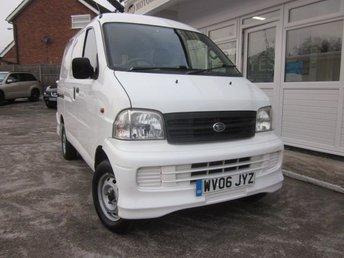 2006 DAIHATSU EXTOL 1.3 16V 85 BHP £1995.00