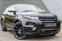 USED 2013 63 LAND ROVER RANGE ROVER EVOQUE 2.2 SD4 SPECIAL EDITION 3d 190 BHP *STEALTH PACK/PAN ROOF/COUPE*