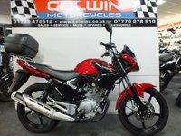 USED 2017 17 YAMAHA YBR 125cc VERY CLEAN LOW MILEAGE BIKE!!!