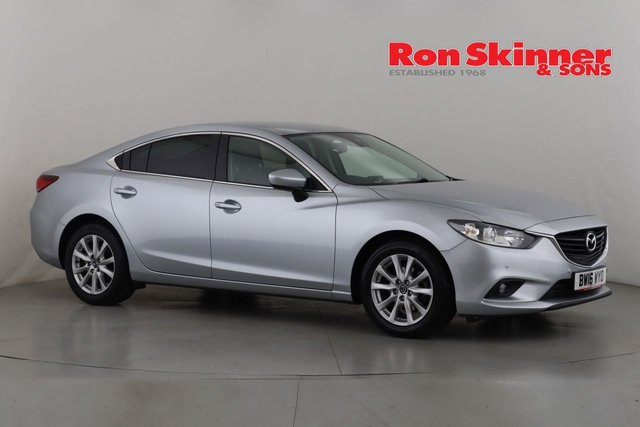 View our 2016 16 MAZDA 6 2.2 D SE-L NAV 4d 148 BHP