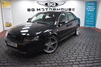 USED 2004 04 AUDI A4 1.8 T LIMITED EDITION 4d 161 BHP