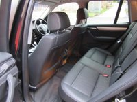 USED 2013 63 BMW X3 2.0 XDRIVE20D SE 5d 181 BHP HI SPEC LOW MILES