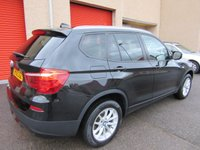 USED 2013 63 BMW X3 2.0 XDRIVE20D SE 5d 181 BHP HI SPEC LOW MILES
