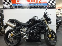 USED 2008 08 TRIUMPH STREET TRIPLE 675cc  ONLY 16,000 MILES WITH FSH!!!