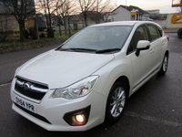 USED 2014 64 SUBARU IMPREZA 1.6 I RC 5d 114 BHP 1 LADY OWNER 4X4
