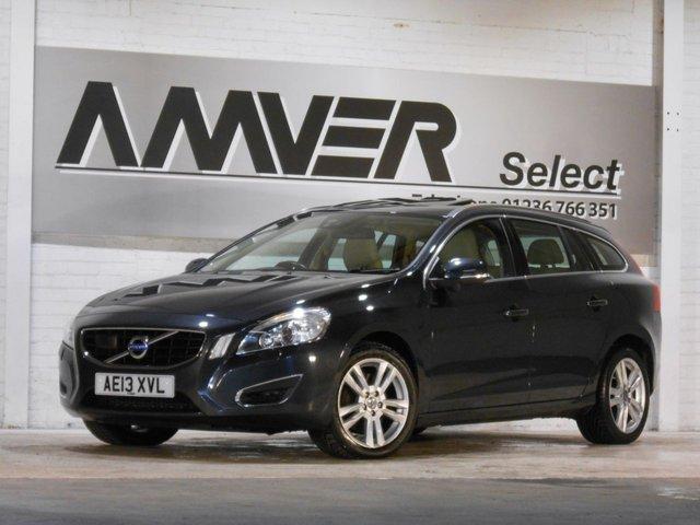 2013 13 VOLVO V60 2.4 D5 SE LUX NAV 5d 212 BHP