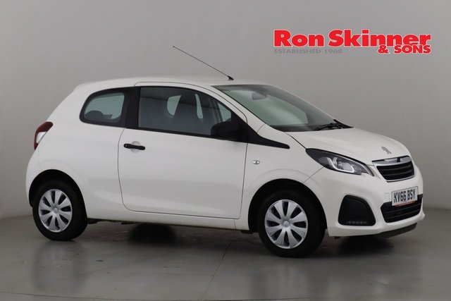 View our 2017 66 PEUGEOT 108 1.0 ACCESS 3d 68 BHP