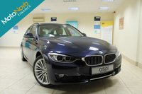 USED 2012 62 BMW 3 SERIES 2.0 328I LUXURY TOURING 5d 242 BHP BEIGE DAKOTA LEATHER, PROFESSIONAL SATELLITE NAVIGATION, RAIN SENSOR, XENONS, ELECTRIC FRONT SEATS - DRIVERS WITH MEMORY, HEATED FRONT SEATS, AUTOMATIC TAILGATE, ELECTRIC FOLDING MIRRORS - TOO MUCH SPEC TO LIST