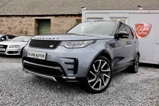 2018 18 LAND ROVER DISCOVERY 5 HSE Luxury 3.0 TD6 Auto ( 258 bhp )