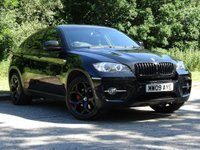USED 2009 09 BMW X6 3.0 XDRIVE35D 4d 282 BHP * AUTOMATIC * FULL HEATED LEATHER INTERIOR *