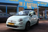 USED 2015 65 FIAT 500 1.2 LOUNGE 3dr 69 BHP NEED FINANCE??? APPLY WITH US!!!