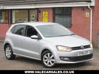 2011 VOLKSWAGEN POLO 1.2 TDI MATCH (FULL HISTORY+£20 ROAD TAX) 5dr £3990.00