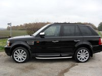 2008 LAND ROVER RANGE ROVER SPORT 3.6 TDV8 SPORT HSE 5d 269 BHP SOLD