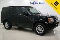 USED 2008 08 LAND ROVER DISCOVERY 2.7 3 TDV6 GS 5d 188 BHP