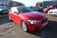 USED 2015 15 BMW 1 SERIES 1.6 118I SE 5d 168 BHP SIX SPEED GEAR BOX ECO & SPORT MODE