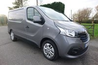 USED 2015 15 RENAULT TRAFIC SL27 SWB SPORT 1.6  DCI 120 BHP High Specification Sport Model With Air Con, Sat Nav & Reverse Camera! Popular Colour! Very Clean Example!!