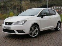 2013 SEAT IBIZA 1.4 TOCA 5d 85 BHP £4888.00