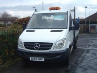USED 2009 59 MERCEDES-BENZ SPRINTER 2.1 311 CDI MWB CC 109 BHP