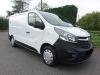 USED 2014 64 VAUXHALL VIVARO 2900 L1H1 1.6 CDTI ECOFLEX 90 BHP Direct From BT With Only 33000 Miles! Superbly Looked After And Maintained! Extras Include Twin Side Doors And Rear Parking Sensors, Very Clean Example Choice Available!